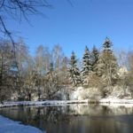 Winter op Camping Spineuse Neufchateau